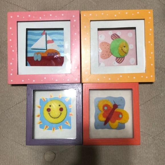 Kids room frames